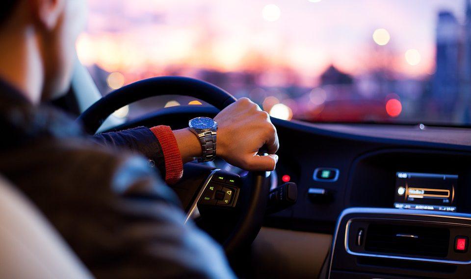คนขับรถ